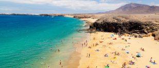 Playa de Papagayo, Playa Blanca, Lanzarote
