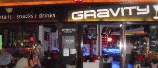 Gravity Bar Lanazarote
