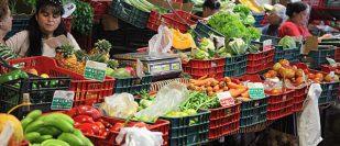 Wochenmarkt in Tías
