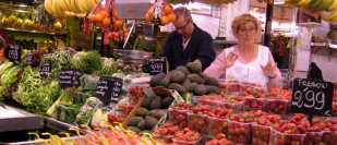 Bauernmarkt in Costa Teguise